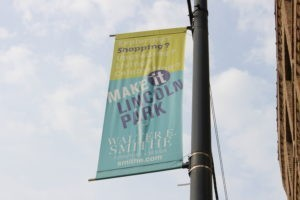 Business Advertising Banners Lincoln Park