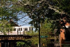 Lincoln Park, Chicago train