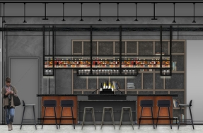 Steppenwolf to Open New Restaurant, Front Bar, in May