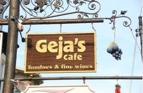 Geja's Café 'Back to the Roots' Wine Festival runs through June