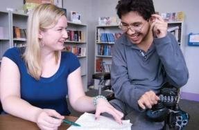 Anixter Center Seeking Volunteers for Literacy Program