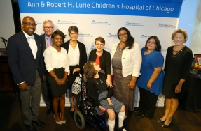 Lurie Children's Hosts Hope and Courage Awards