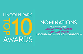 Nominate Your Favorites for Lincoln Park Top 10 Awards