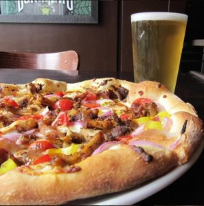 Burnt City Brewing - Pizza