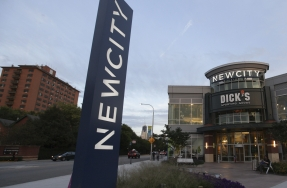 NEWCITY Wins LEED Gold