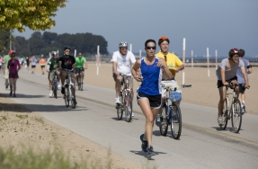 Bike Path Project Moves to Fullerton in April