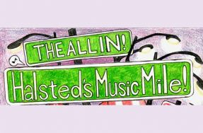 The ALL IN – Halsted's Music Mile Festival