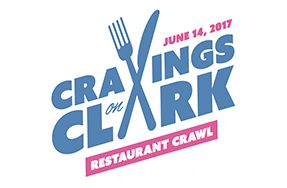 Crawl Stops Announced for 4th Annual Cravings on Clark
