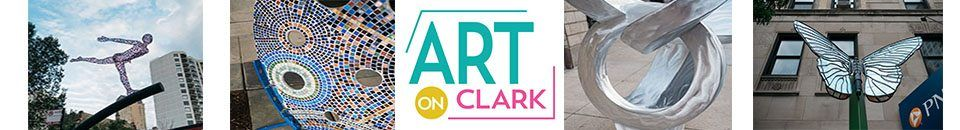 Art on Clark 2017 - Lincoln Park Chamber