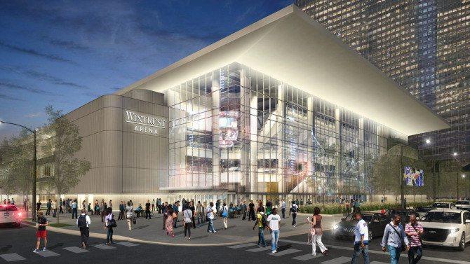 DePaul University - Wintrust Arena