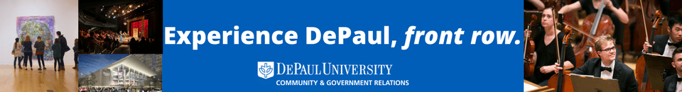 DePaul - Community and Government Relations