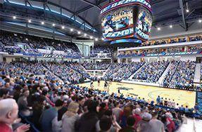 DePaul's Wintrust Arena Celebrates Opening