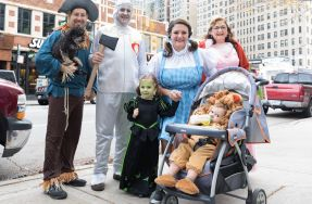 Tricks, Treats and Spooks Return to Clark Street