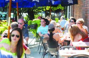 Sidewalk Cafe Permits