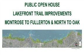 Lakefront Trail Improvement Open House