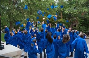 Congrats to Saint Clement School Graduates!