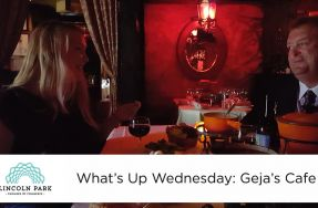 What's Up Wednesday: Geja's Cafe