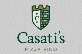 Casati's Pizza Vino Set to Open August 15