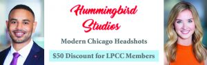 Hummingbird Studios - Headshots - Lincoln Park