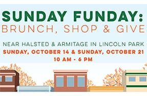 Sunday Funday: Brunch, Shop & Give