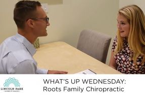 WHAT'S UP WEDNESDAY: Roots Family Chiropractic