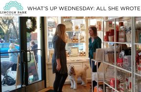 WHAT'S UP WEDNESDAY: All She Wrote