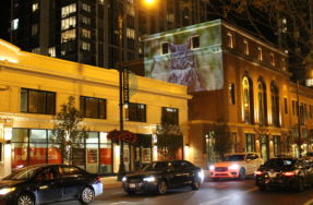 Prehistory Lights Up Lincoln Avenue