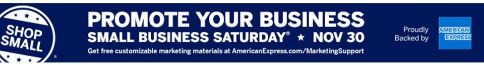 2019 Small Business Saturday - Lincoln Park