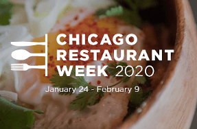 Chicago Restaurant Week in Lincoln Park