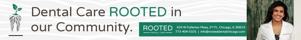 Rooted Dental Care banner ad