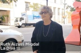 Art on Clark: Ruth Aizuss Migdal