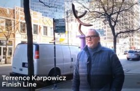 Art on Clark: Terrence Karpowicz