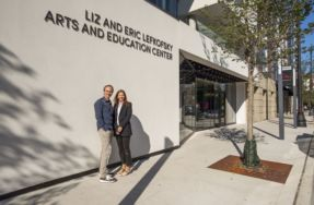 Steppenwolf Theatre Announces the Liz and Eric Lefkofsky Arts and Education Center Opening Next Month